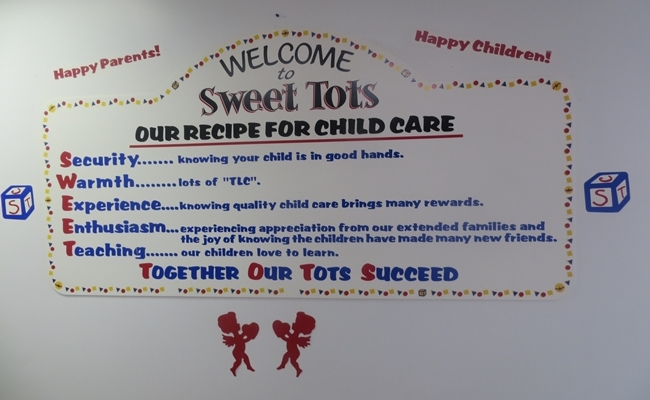 Sweet Tots Creative Child Care